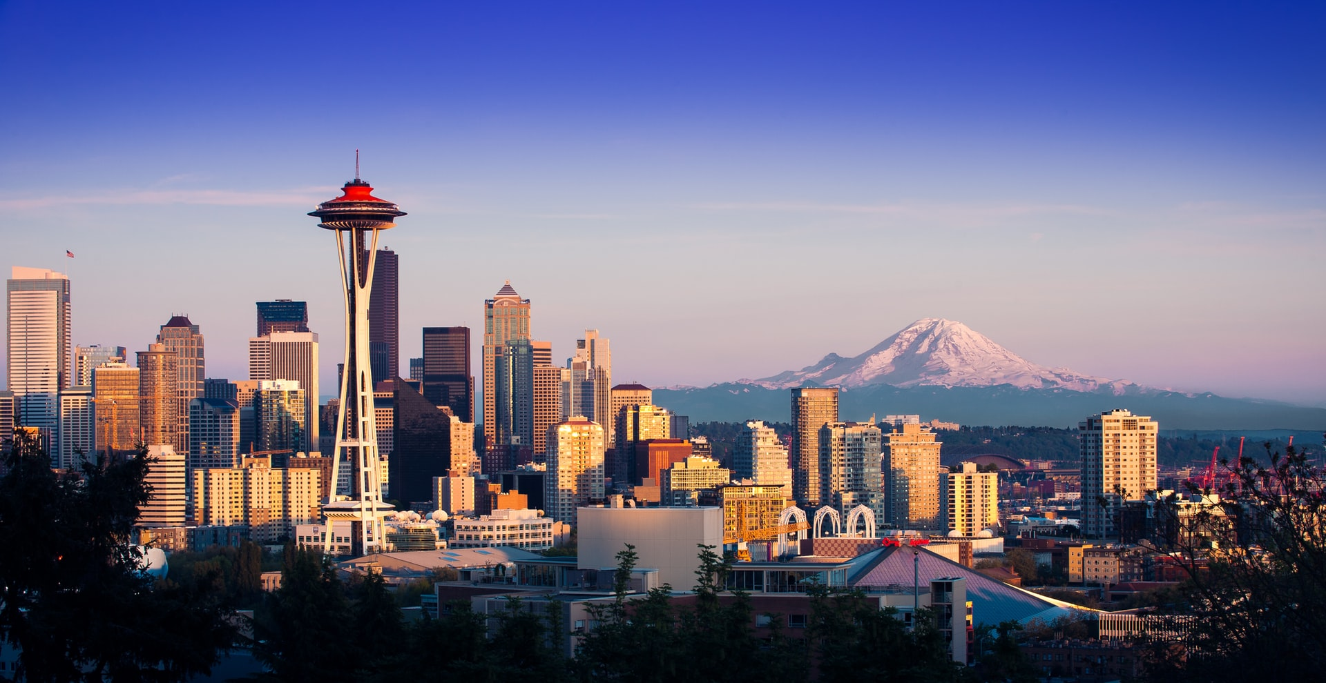 Seattle+Olympic National Park2-Day Tour