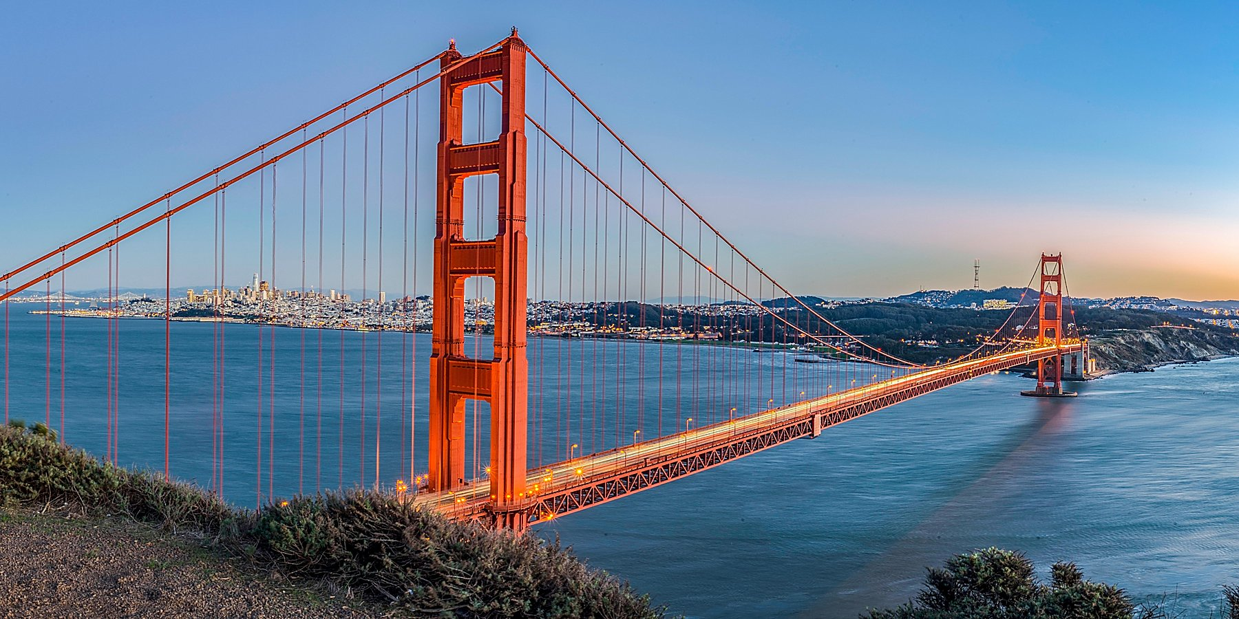 San Francisco Sightseeing one day Tour